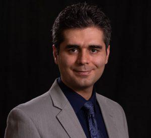 Headshot of Arsalan Paleshi
