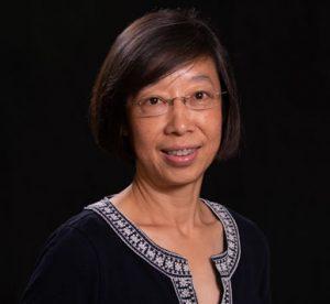 headshot of Lihui Bai