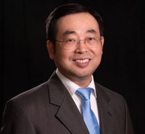 headshot of Wei Zhang