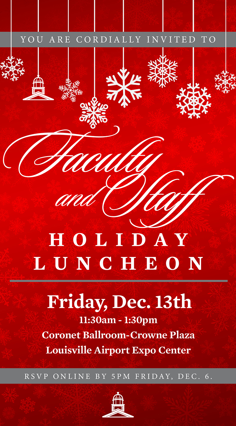 2019 Holiday Luncheon