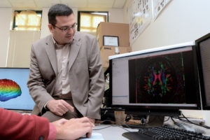 UofL bioengineering professor Ayman El-Baz began looking for a non-invasive, less expensive way to detect signs of renal rejection in 2004 when his cousin suffered kidney failure and needed a transplant.