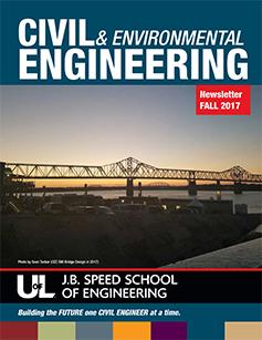Department of Civil & Environmental Engineering Newsletter Fall 2017