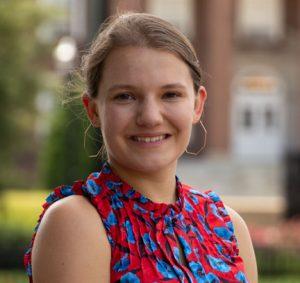 Fulbright Scholar Lucy Kurtz