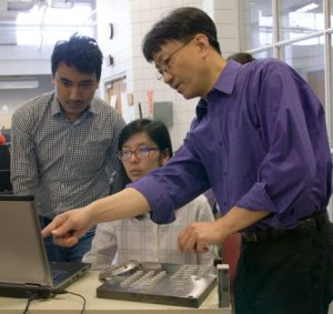 Kevin Chou to Direct NSF's Advanced Manufacturing Program for Two-Year Term