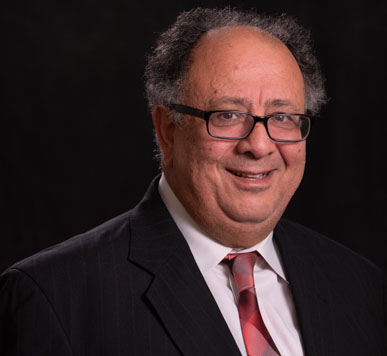 headshot of Dr.Elmaghraby