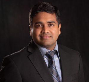 headshot Badri Narayanan